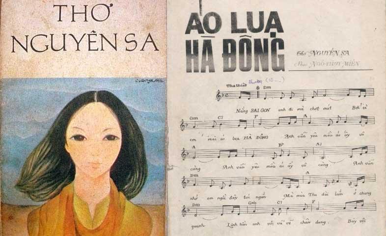 Ngô Thụy Miên viết về cuộc gặp gỡ định mệnh với Nguyên Sa trong âm nhạc