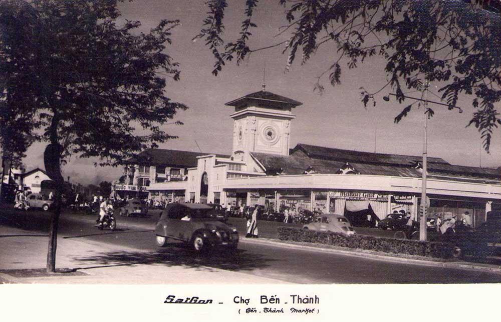 Những công trình trăm tuổi trong lòng Sài Gòn