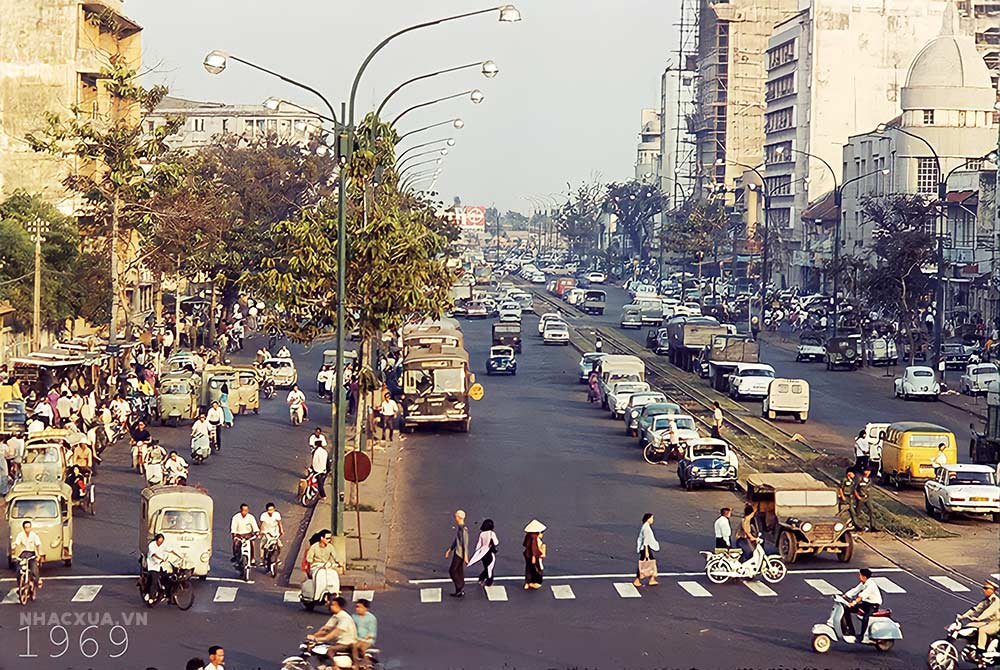 Một Chút Saigon trước 1975