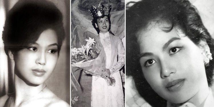 Cuộc đời sóng gió của Thu Trang – Hoa hậu đầu tiên của Việt Nam sau 1954
