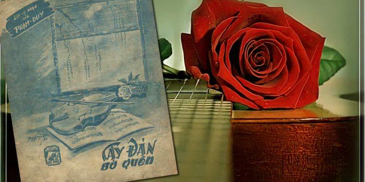 """""""Cây Đàn Bỏ Quên"""" của nhạc sĩ Phạm Duy và niềm thắc mắc cả một đời: """"yêu tôi hay yêu đàn?"""""""