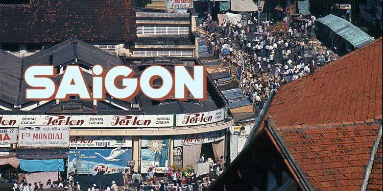 20 tấm ảnh màu đẹp và sắc nét nhất của đường phố Saigon trước 1975 (phần 5)